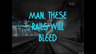 DERDIAN - These Rails Will Bleed (Lyric video)