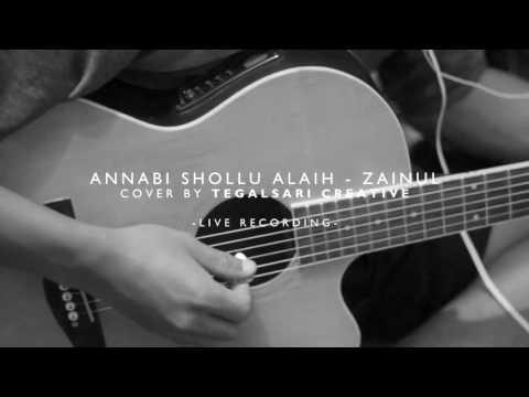 Annabi sholu 'alaih cover keroncong (TEGALSARI CREATIVE)
