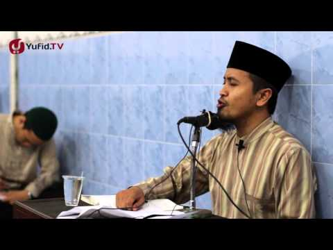 Kajian Islam: Pembahasan Tentang Doa - Ustadz Abdullah Zaen, MA