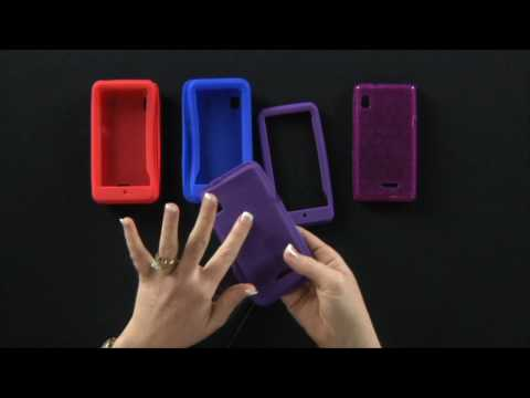 Motorola DROID Skins Review Video
