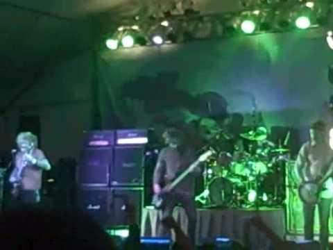 Mastodon (live) - Megalodon - SCION ROCK FEST 2009