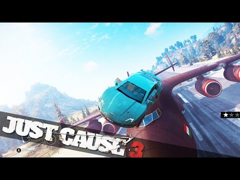 GREATEST CAR STUNT IN HISTORY! :: Just Cause 3 Epic Stunts!
