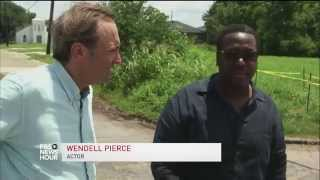 Why actor Wendell Pierce didn't wait for someone else to rebuild his New Orleans neighborhood