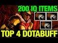 TOP 4 LEGION DOTABUFF WITH 200IQ INITIAL ITEMS Dota 2 mp3