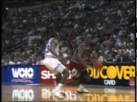 Michael Jordan: 69 points vs Cavs 1990 (career high)