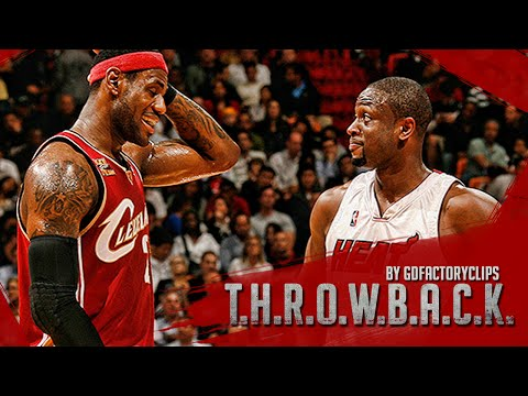 Throwback: LeBron James vs Dwyane Wade Full Duel Highlights 2010.02.04 Cavaliers vs Heat - SICK!