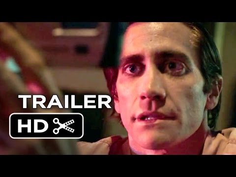 Nightcrawler Teaser TRAILER 1 (2014) - Jake Gyllenhaal Movie HD