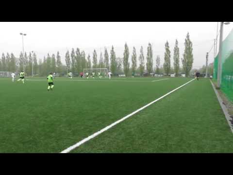 Sestřih branek U15 Hlučín - FCB 1:3 (1:0)