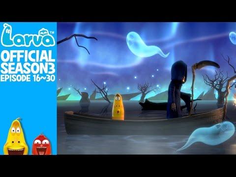 [Official] LARVA in New York - Season 3 Episode 16 ~ 30