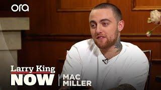 Download Lagu Mac Miller Dropped 170K On What!? | Larry King Now | Ora.TV Gratis STAFABAND