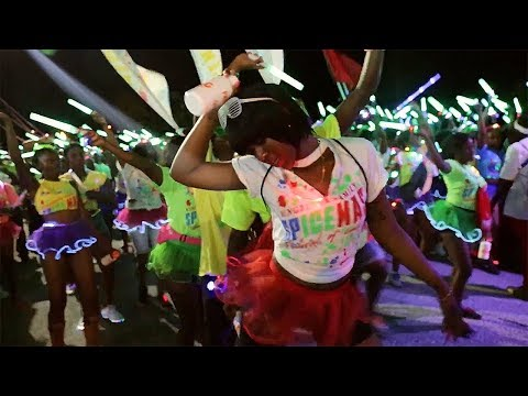 Grenada Carnival - Spicemas Monday Night Mas 2017