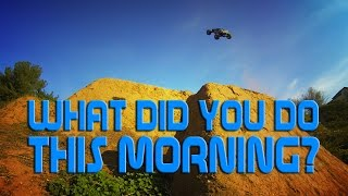iJRC Morning Session Ep. 1 - Traxxas Rustler Big Dirt Jump