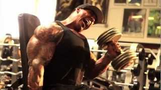 Mutant Rich Piana Training (for