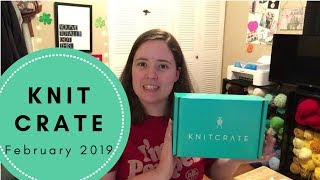 February's Knit Crate