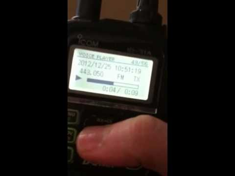 Icom ID-31A Review