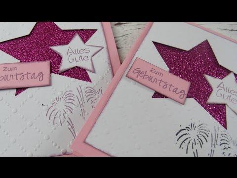 Edle Weihnachtskarten Einfach Schnell Selber Basteln Diy Cardmaking