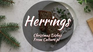 The 12 Dishes of Polish Christmas: Sour Cream Herrings