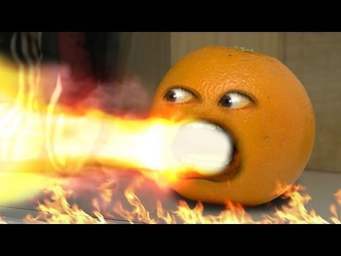 Annoying Orange - Time to Burn