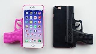 Banned iPhone Gun Case