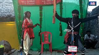 bhag 7 गद्दार सेनापति डाकू मानसिंह प्रस्तुत जय मां दुर्गे संगीत कंपनी बछरावां जिला