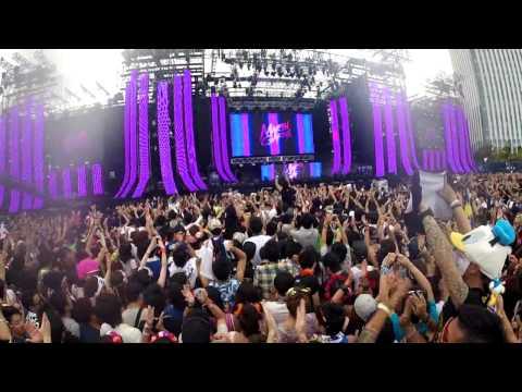 MARTIN GARRIX @ Ultra Music Festival Japan 2014