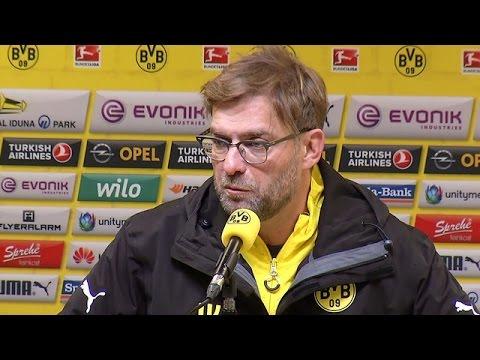 Pressekonferenz: Jürgen Klopp nach dem Heimspiel gegen den FC Bayern (0:1) | BVB total!