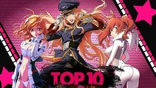 Top 10 Mech Anime for People Who Don't Like Mecha (HD)