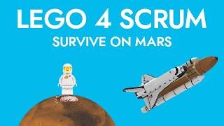 LEGO4SCRUM - SURVIVE ON MARS