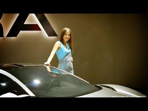 |HD| Московский Автосалон Moscow International Automobile Salon