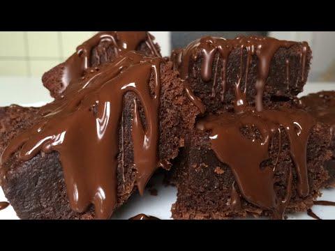 Брауни ))) Шоколадный брауни))) Ну, очень вкусный десерт)))