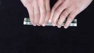 Money Origami | Dollar Bill Origami Basic Tails 2