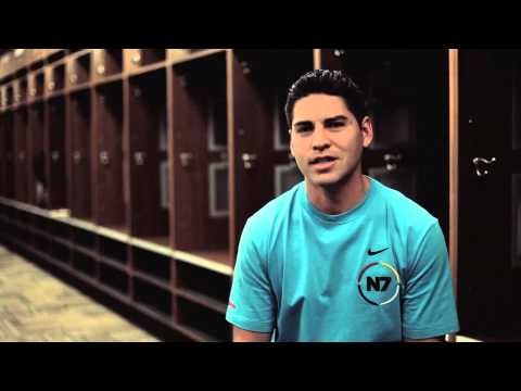 Jacoby Ellsbury for Nike N7 Summer 2013