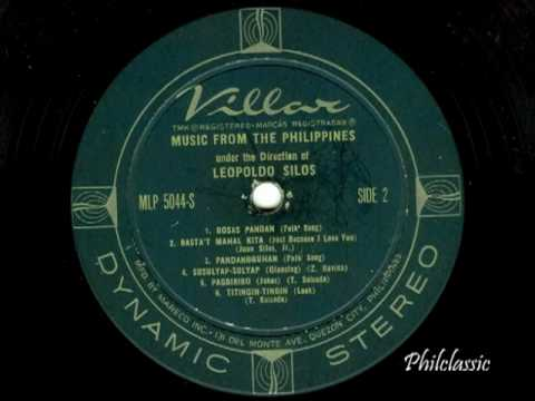 Rosas Pandan (cebuano Balitaw Song) -rare Copy video
