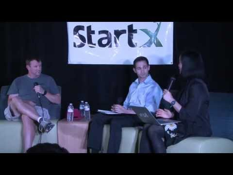 Whatsapp At Startx With Brian Acton video