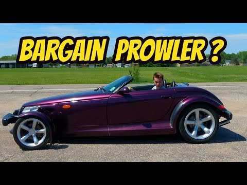 Download I Bought the Cheapest Plymouth Prowler In the USA Mp4 baru