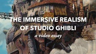 Download The Immersive Realism of Studio Ghibli