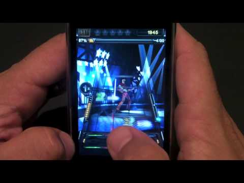 Guitar Hero for iPhone OS:  First Look