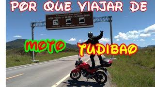 #5 Viagem de moto para Santa Catarina CB Twister 250F engarupado