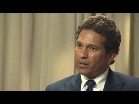 SACHIN TENDULKAR FULL INTERVIEW - BBC NEWS
