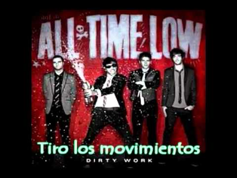 I Feel Like Dancin' - All Time Low (subtitulado Al Español) video