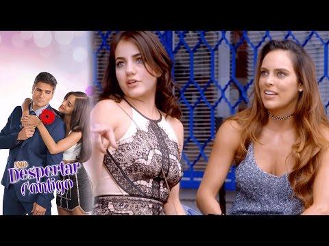 Maia y Cindy descubren que son familia | Despertar contigo - Televisa