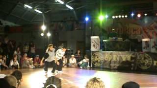 Wirujaca Strefa 2009 Sofa & Mar - Fresh / Daniel & Adam finał duety battle o 1 miejsce