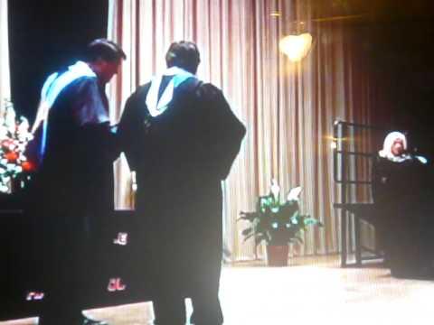 Sissonville High School Graduation 2008 Part 14
