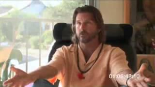 American Guru - Steven Sadleir is interviewed for Alan's Movie
