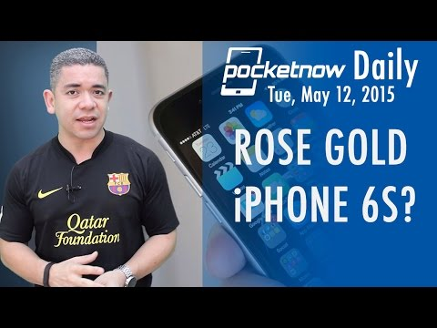 iPhone 6s in rose gold, Verizon buys AOL, Spotify growth & more - Pocketnow Daily