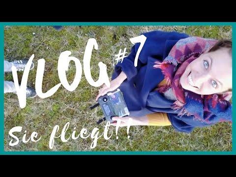 Mein erster Drohnenflug + Start der ITB Reisemesse | WEEKLY VLOG #7 | Lilies Diary