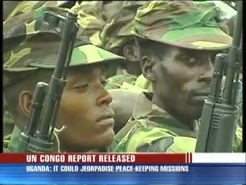 UN Report on Congo condemns Uganda Army