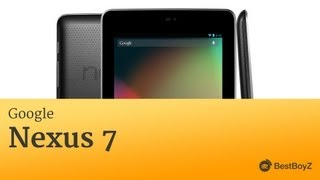 Review: Google Nexus 7 | BestBoyZ