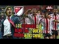 Los 3 Cracks que Almeyda le quiere robar a Chivas para llevárselos a la MLS