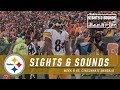 Sights & Sounds from a Wild Win in Cincinnati | Pittsburgh Steelers